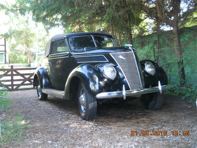 1937 Ford Convertible | 807717