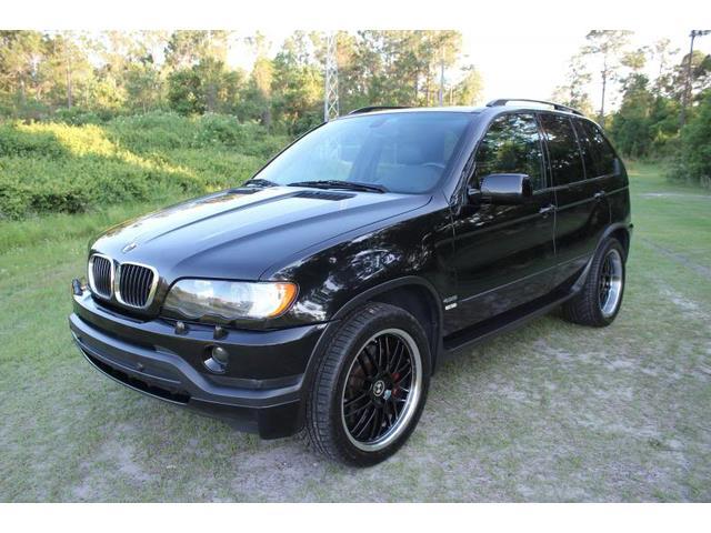 2002 BMW X5   807732