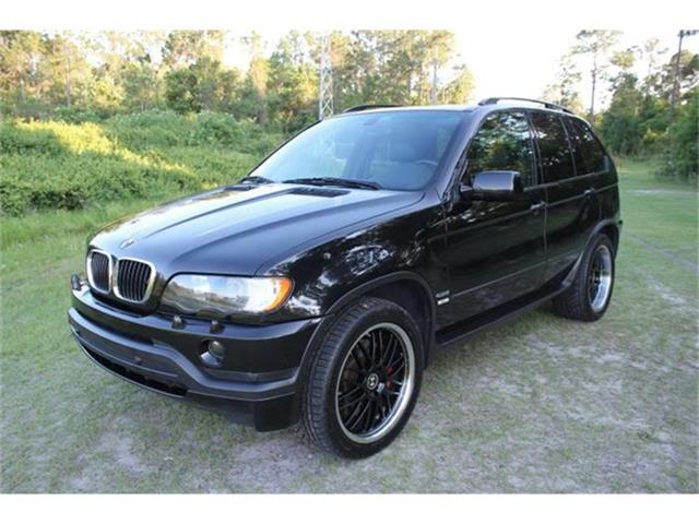2002 BMW X5 | 807732
