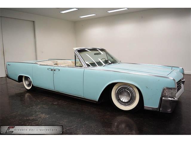 1965 Lincoln Continental | 800774
