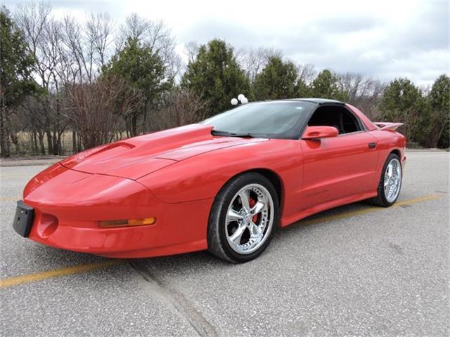 1997 Pontiac Firebird | 807743