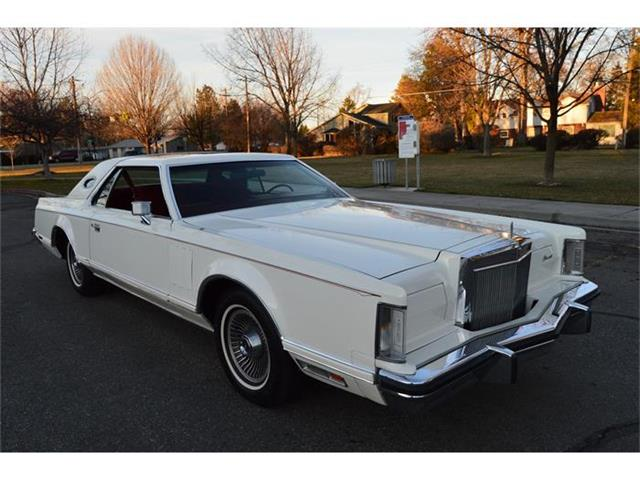 1977 Lincoln Continental Mark V | 807756