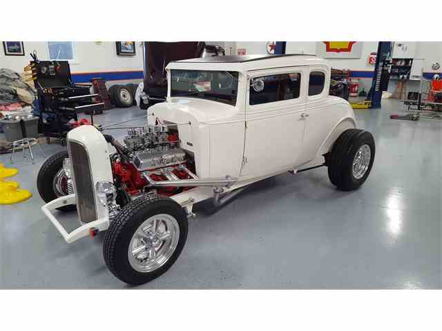 1930 Chevrolet 5-Window Coupe | 800791