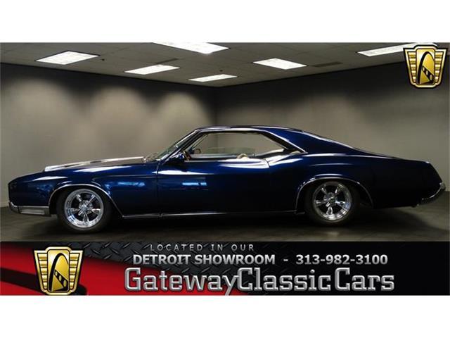 1967 Buick Riviera   807911