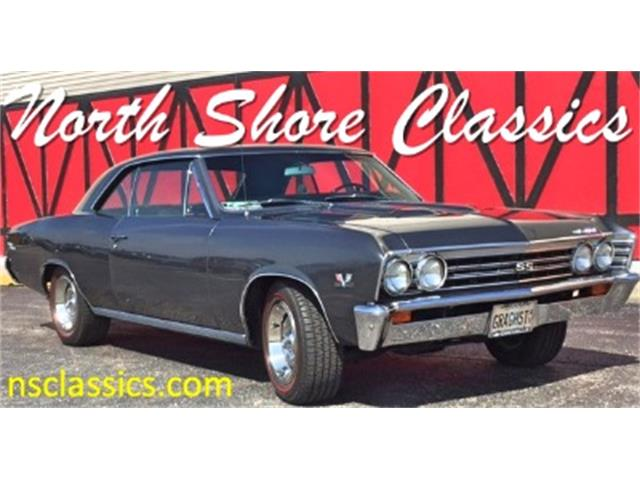 1967 Chevrolet Chevelle | 800792
