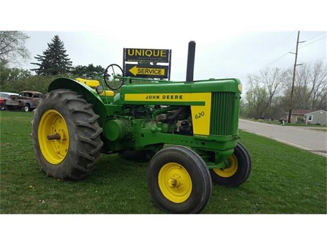 1956 John Deere Tractor | 807931