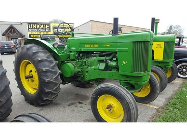 1955 John Deere Tractor | 807939