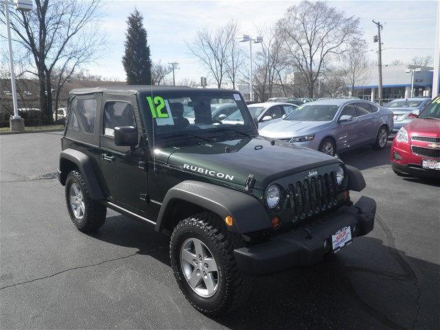 2012 Jeep Wrangler | 807942