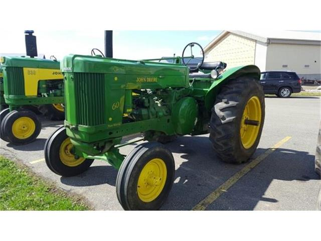 1955 John Deere Tractor | 807943