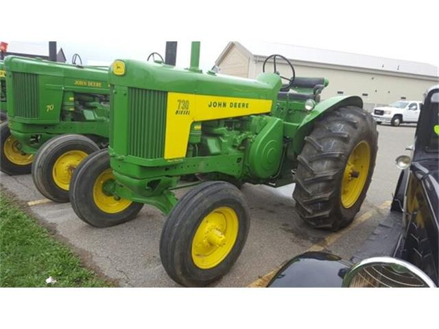 1959 John Deere Tractor | 807944