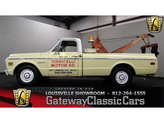 1971 Chevrolet C/K 20   807978