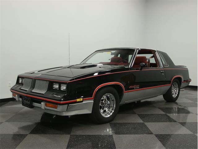 1983 Oldsmobile Cutlass Hurst 15th Anniversary | 808020