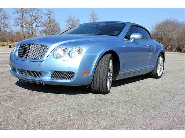 2008 Bentley Continental GTC | 808025