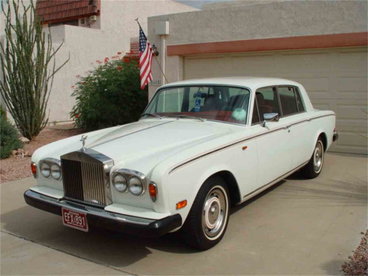 Large Picture of '79 Silver Shadow II - HBUM