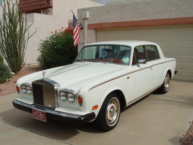 1979 Rolls-Royce Silver Shadow II | 808510