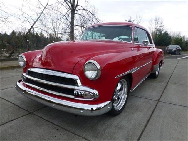 1951 Chevrolet 2-Dr Hardtop | 808511