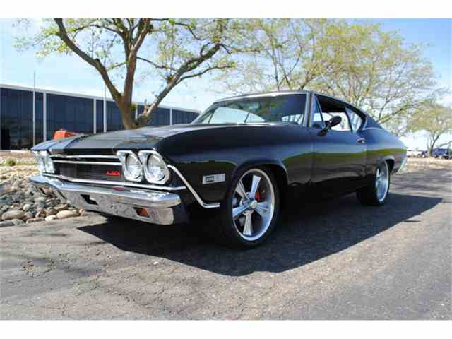 1968 Chevrolet Chevelle SS | 808512