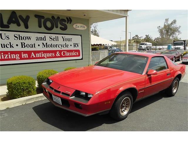 1984 Chevrolet Berlinetta | 808578
