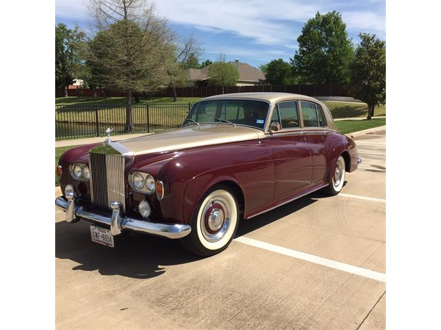 1964 Rolls-Royce Silver Cloud III | 808589
