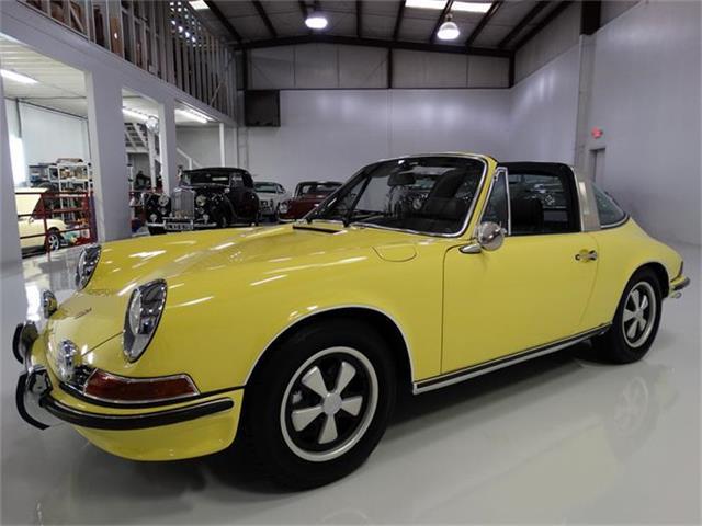 1971 Porsche 911S | 808590
