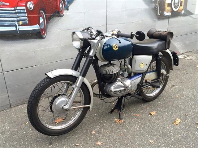 1966 Bultaco Mercurio 175cc. | 808592