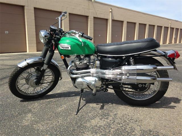 1969 Triumph T100C | 808594