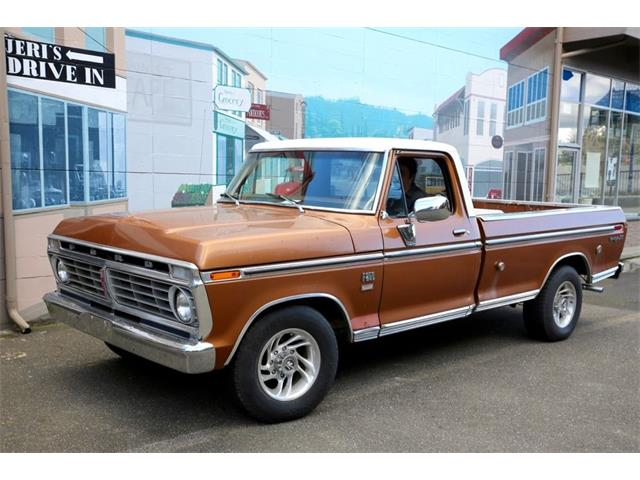 1974 Ford F250 | 808595
