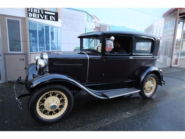 1931 Ford Model A 2 Door Sedan | 808600
