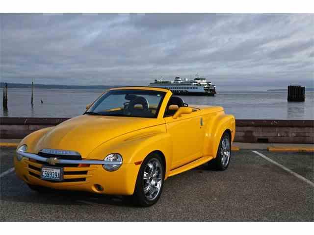 2003 Chevrolet SSR | 808607