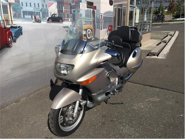 2002 BMW Motorcycle | 808610