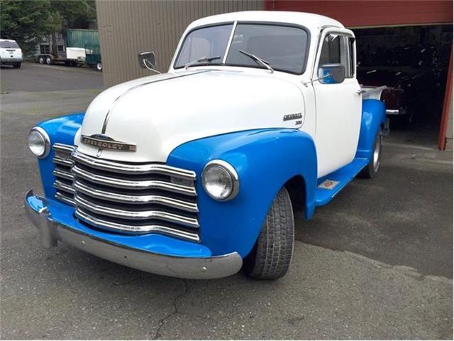1951 Chevrolet 3100 | 808612