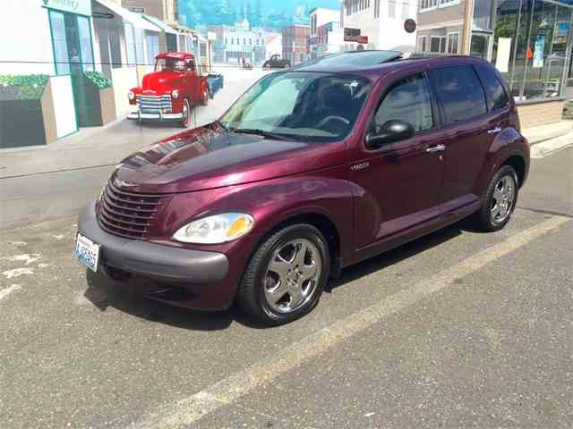 2002 Chrysler PT Cruiser | 808616