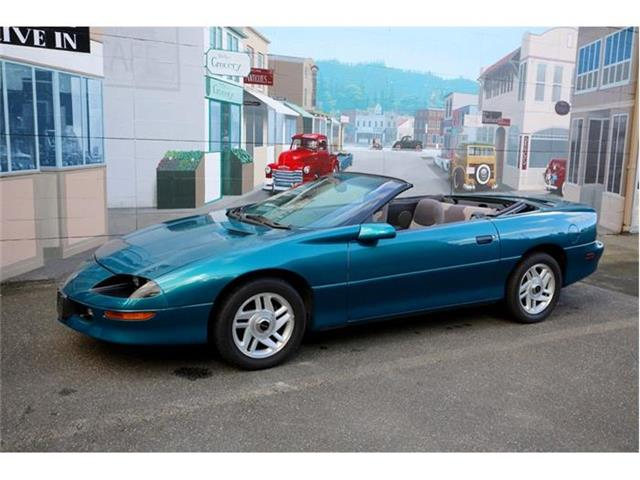 1995 Chevrolet Camaro | 808617