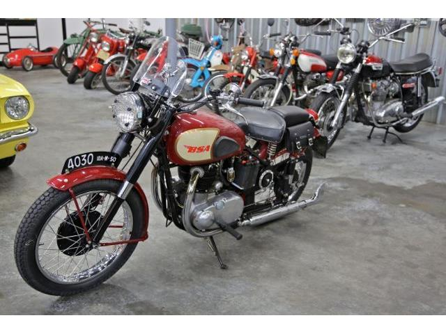 1950 BSA GOLEN FLASH A-10 | 808621