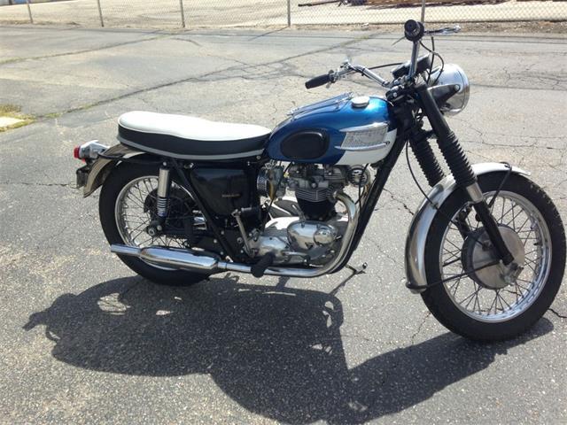 1966 Triumph 650 TR 6 | 808623
