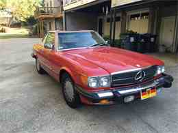 Picture of '88 560SL - HBXT