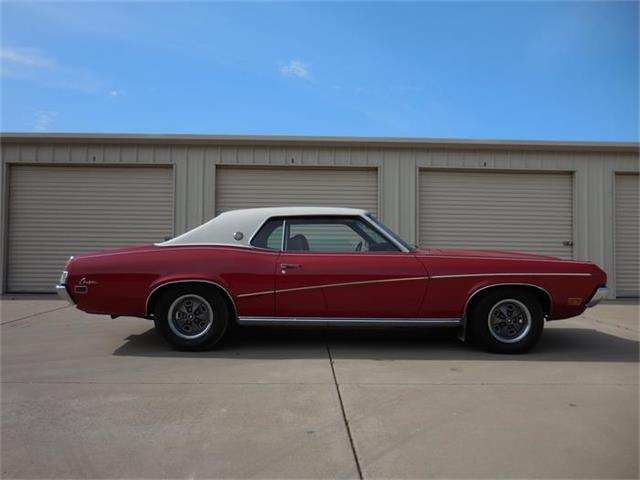 1970 Mercury Cougar XR7 | 808628