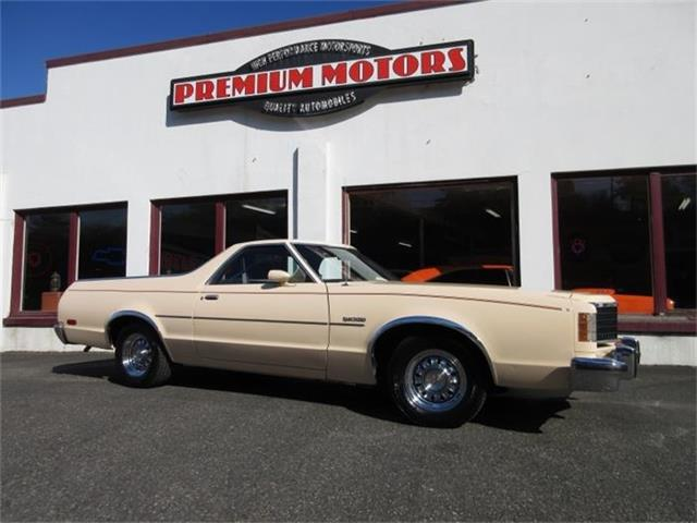 1979 Ford Ranchero | 808639