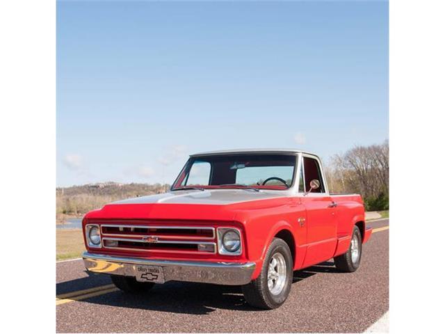 1967 Chevrolet C/K 10 | 808651