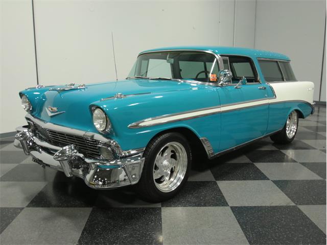 1956 Chevrolet Nomad | 808652