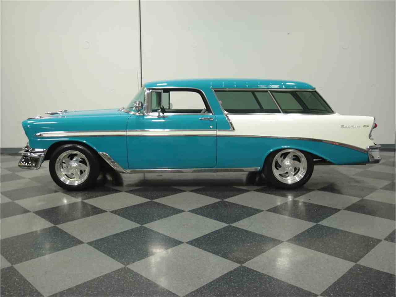 All Chevy 1956 chevy nomad for sale : 1956 Chevrolet Nomad for Sale | ClassicCars.com | CC-808652