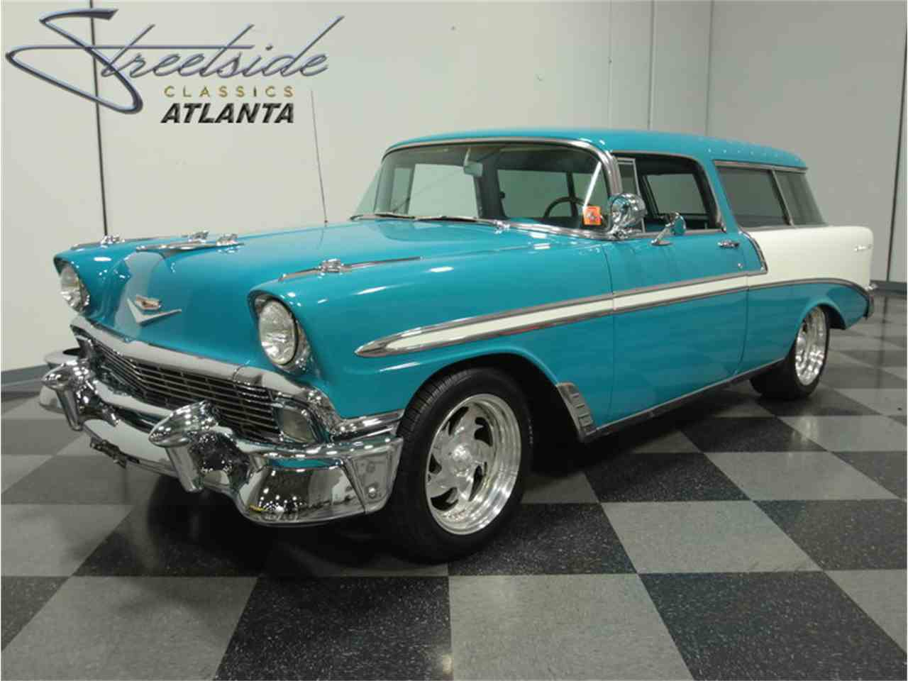 All Chevy 1956 chevy nomad for sale : 1956 Chevrolet Nomad for Sale on ClassicCars.com