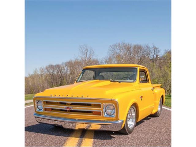 1969 Chevrolet C/K 10   808653
