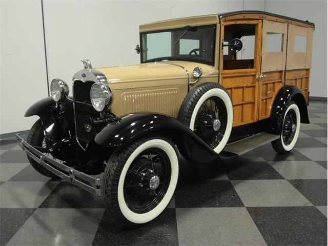 1930 Ford Model A | 808656