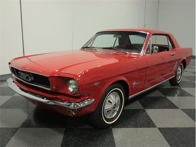 1966 Ford Mustang | 808659