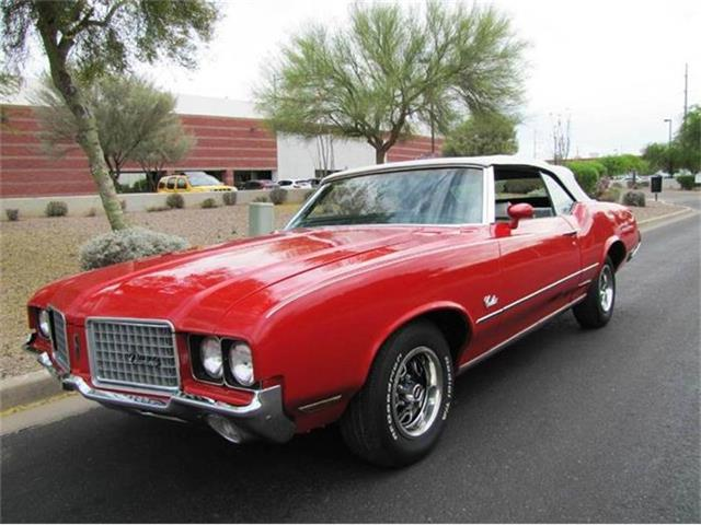 1972 Oldsmobile Cutlass Supreme | 808661