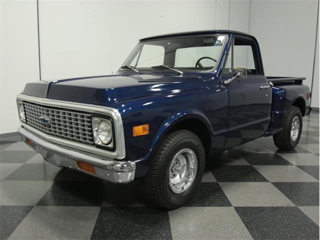 1972 Chevrolet C/K 10 | 808666