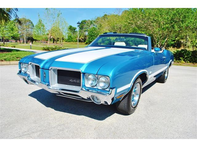 1971 Oldsmobile Cutlass | 808671