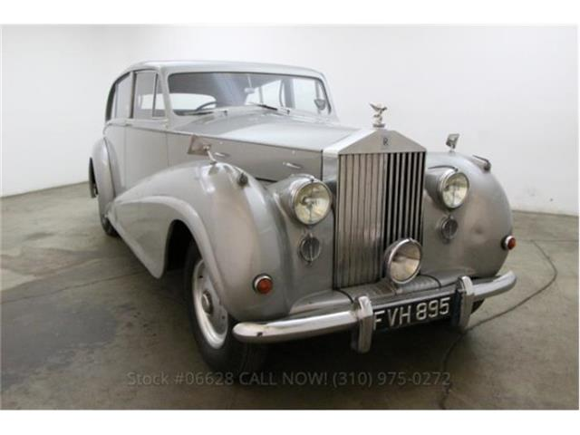 1952 Rolls-Royce Silver Wraith | 808689