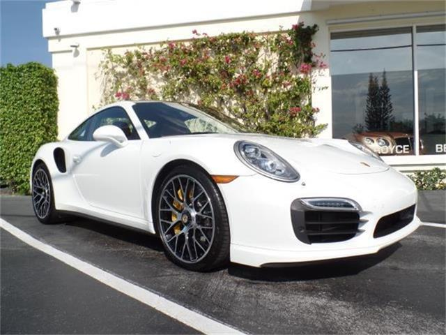 2014 Porsche 911 Turbo | 808700